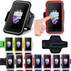 Fancy Running Jogging Gym Armband Case Cover AB27 for Asus Zenfone 4 Max ZC554KL