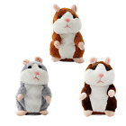 Smart Talking Hamster Plush Toy Hot Cute Speak Talking Record Hamster Mouse Toy