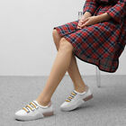 Women's Korea Fashion item Natural Design Sneakers Casual Shoes im823