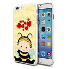 Baby Bee Design Hard Back Case Cover Skin For Various Phones