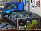 your zone metal twin bed, multiple colors
