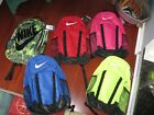 NIKE Full Size Unisex Back Pack, Many Colors to Choose from,MSRP-$50.00