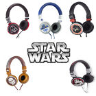 Disney Star Wars Kids Stereo Ear Cup Headphones with Protect Hearing £8.93 GBP