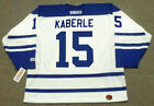 TOMAS KABERLE Toronto Maple Leafs 2002 CCM Throwback NHL Hockey Jersey