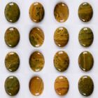 40mm Ocean agate oval cab cabochon *each one pictured*