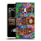 OFFICIAL DENYSE KLETTE FEATHERS, FINS, AND FUR HARD BACK CASE FOR NOKIA PHONES 2