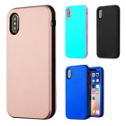 For Apple iPhone X IMPACT Verge HYBRID Case Skin Phone Cover Accessory