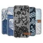 HEAD CASE DESIGNS JEANS AND LACES SOFT GEL CASE FOR SAMSUNG GALAXY J7 2017 / PRO