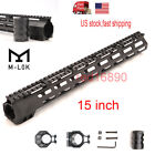 "US 7""/9""/10""/13.5""/15"" Free Float M-LOK Handguard&Steel Nut/Rifle base/ForegripScope Mounts & Accessories - 52510"