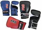 ProStyle Elite Heavy Bag Training Boxing Gloves Fight Punch Mitts