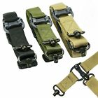 Retro Tactical Quick Detach QD 1 or 2 Point Multi Mission 1.2' Rifle Sling Nylon