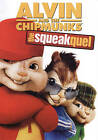 ALVIN AND THE CHIPMUNKS THE SQUEAKQUEL FAMILY DVD MOVIE PG