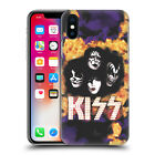 OFFICIAL KISS POSTERS HARD BACK CASE FOR APPLE iPHONE PHONES