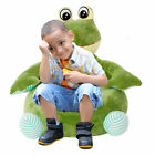 Kids Children Comfy Soft Plush Chair Toddlers Armchair Seat Nursery Baby Sofa <br/> 4 Animal designs Removable Washable Cover