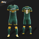 ORKY 5 Custom Soccer Uniforms Customized Team Jersey with Short Men and Youth E