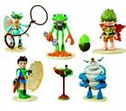 TREE FU TOM SMALL FIGURES CHOOSE FROM TOM ARIELA SQUIRMTUM TWIGS ZIGZOO