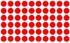 10mm Dots / Circle Stickers, Qty 352, Lots of Colours