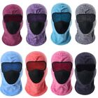 Unisex Fleece Thermal Breathable Full Face Ski Mask Motorcycle Winter Hat Cap US
