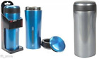Summit Thermal Mug Flask 0.3L Stainless Steel 300 With Lid 694006 694008