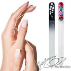 ROYAL Diamante Glass Nail File decorated with Clear Crystals Rhimestones Gems
