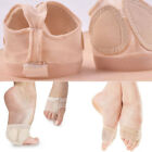 Belly Ballet Dance Foot Pads Paws Metatarsal Forefoot Toe Thong Shoes Covers