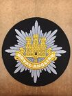 The Royal Anglian Regiment Large Embroidered Biker Patch