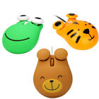 Kids Child Cartoon Wired Mouse Usb Optical Gaming Mice For Pc Laptop Computer