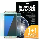 Galaxy S7 Edge Screen Protector, Invisible Defender [Full Coverage][2-Pack] Film