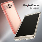 Huawei Mate 10 Case, Ringke [FUSION] Shockproof Protective Cover Raised Bezels