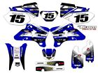 2005-2006 YAMAHA WR 250 450 GRAPHICS KIT DECALS STICKERS 250F 450F DECO WR250F