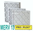 surface pro 32 - PRO-PLEAT MERV 13 PLEATED FURNACE FILTERS EXTENDED SURFACE 1