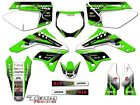 2006-2008 KAWASAKI KXF 250 GRAPHICS DECALS STICKERS KX 250F KX250F KXF250 2007 $99.99 USD on eBay