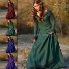 plus size cosplay costumes - Cosplay Women Classical Costume Fashion Renaissance Gothic Dress Plus Size N5E4