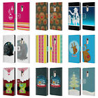 HEAD CASE MIX CHRISTMAS COLLECTION LEATHER BOOK CASE FOR XIAOMI REDMI NOTE 4