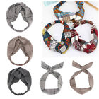 Trendy Cloth Art Elastic Hair Band Headband All-match Hair Accessories for Women