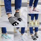 1Pair Women Lady Cotton Breathble Cosy Five Finger Toe Ankle Casual Socks Lots