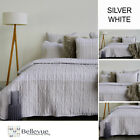 Imperial Quilted Quilt Cover Set QUEEN KING DOONA DUVET COVER SET NEW