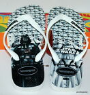 HAVAIANAS NEW Mens THONGS FLIP FLOPS STAR WARS  WHITE Grey Logo Surf Hot Sexy $26.43 USD
