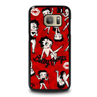 BETTY BOOP COLLAGE Samsung Galaxy S3 S4 S5 S6 S7 Edge 8 Plus Case Cover $15.9 USD