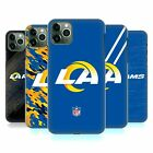 OFFICIAL NFL LOS ANGELES RAMS LOGO HARD BACK CASE FOR APPLE iPHONE PHONES $15.95 USD on eBay