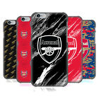 OFFICIAL ARSENAL FC 2017/18 CREST PATTERNS BACK CASE FOR APPLE iPHONE PHONES