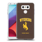 OFFICIAL UNIVERSITY OF WYOMING UW SOFT GEL CASE FOR LG PHONES 1