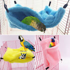 1x Pet Cat Rat Hamster Parrot Hanging Hammock Bed Toy House Squirrel Rabbit Cage
