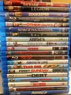 Blu ray Movie Lot U Pick Titles Action Fantasy Comedy Drama Thriller