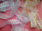 ~Eyelet Knitting In Lace Various Lengths All Shades DOVECRAFT