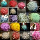 Auxiliary yarn Effect long Fringes Wool diverse 20g-50g Vintage Retro Page 7