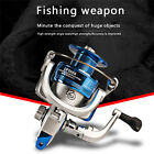 CF1000-7000 10BB Bearing Saltwater Freshwater Fishing Spinning Reel 5.2:1 Tools