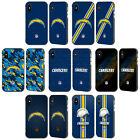 OFFICIAL NFL LOS ANGELES CHARGERS LOGO BLACK FENDER CASE FOR APPLE iPHONE PHONES
