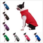 Dog Vest Clothes Puppy Cat T-Shirt Soft Fleece Pet Coat Costumes Solid Color New