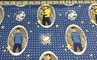 CAMELOT STAR TREK  SPOCK  KIRK  PREMIUM  QUILTING  COTTON  FABRIC   FAT QUARTER on eBay